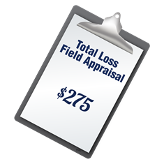 Total Loss Field Appraisals